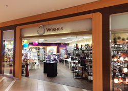 3 Wishes Gift store Willowbrook Shopping Centre